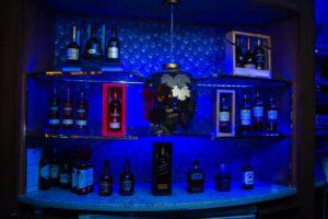 The Blue Gem - Bar